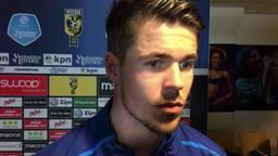 Marco van Ginkel na Vitesse-PSV 'Dit was top'