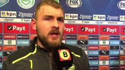 PSV-goalie Jeroen Zoet duidelijk na 3-3 gelijkspel: 'Onze eigen schuld'
