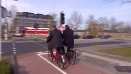 Fietsers hoeven nooit lang te wachten in Den Bosch: fietsapp zorgt dat-ie op groen springt