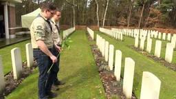 Voor vijf euro adopteer je in Valkenswaard een militair oorlogsgraf:'We hopen op verbinding'
