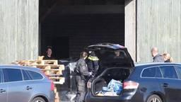 Verschillende invallen tegen drugscriminelen in de provincie