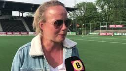 Trotse Maartje Paumen geniet nu als fan van kampioenschap HC Den Bosch