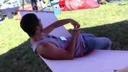 Festival Wish neemt maatregelen tegen de hitte