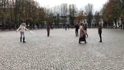 Dansen op de Parade in Den Bosch