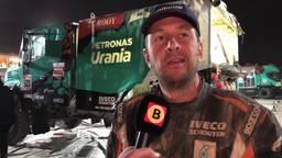 'Ik heb echt genoten', zegt Maurik van den Heuvel na etappe 5 Dakar Rally