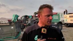 Gerard de Rooy wint etappe 6 Dakar Rally: 'Opsteker voor het team'
