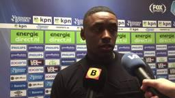 PSV'er Steven Bergwijn hoopt dat Feyenoord van Ajax wint
