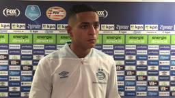 De 16-jarige Mohammed Ihattaren blijft verbazen bij PSV