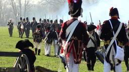 Vive l'Empereur: Op de Brabantse grens was het een veldslag tussen het Franse leger en Orangisten