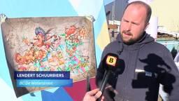 Halsteren maakt kinderen enthousiast voor bouwen carnavalswagens