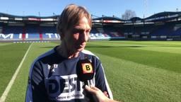 Willem II benadert bekerclash met AZ anders dan andere wedstrijden