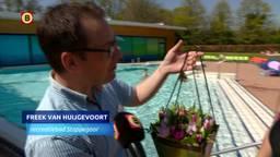 Heerlijk weer dit paasweekend: het buitenzwembad in Tilburg gaat eerder open