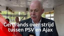 Toon Gerbrands heeft mooie woorden voor PSV-vrijwilliger Cees