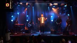 Duncan Laurence geeft een exclusief optreden tijdens het Eurovisie Songfestival  in Tel Aviv