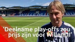 Willem II kan seizoen nog verlengen door play-offs te halen: 'Zou voor de club een prijs zijn'