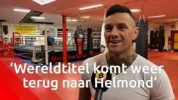 Nieky Holzken begint zenuwen te voelen voor wereldtitelgevecht: 'Hier doe ik het allemaal voor'