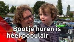 Een bootje huren in de Biesbosch is mega populair én avontuurlijk