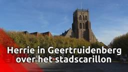 Heel Geertruidenberg relt mee over het carillon van de Geertruidskerk
