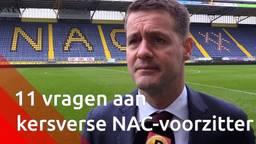 Elf vragen aan voorzitter Edwin van Baal van NAC Breda.