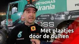 Knippen en plakken met Dakar-navigatoren van Team de Rooy: 'Anders kom je in Jordanië uit'