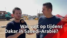 Wat valt op tijdens de Dakar Rally in Saoedi-Arabië? Stiekem alcohol, lege wegen en weinig vrouwen