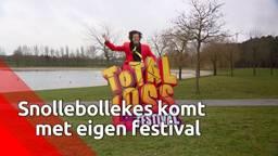 'Feestartiesten verdienen een eigen festival', Snollebollekes organiseert het in zijn achtertuin