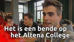Het is een enorme bende op het Altena College in Sleeuwijk