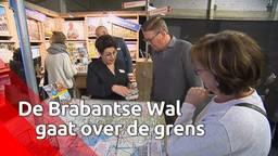 De Brabantse Wal gaat de grens over op de vakantiesalon in Antwerpen
