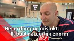 Maarten van der Wijden kwam na zestien uur de man met de hamer tegen