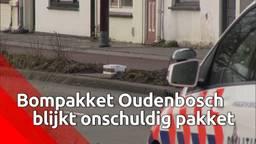 Bompakket Oudenbosch blijkt onschuldig pakket