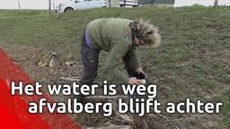 Grote schoonmaak na overstroming van de Noordwaard, vrijwilligers gezocht