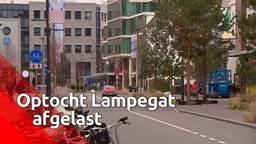 Optocht in Lampegat afgelast door voorspelde harde windstoten