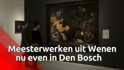 Rembrandt, Rubens, Van Dyck bewonderen én natekenen in het Noordbrabants Museum