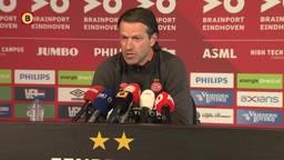 PSV-trainer Ernest Faber kijkt uit naar weerzien met Dick Advocaat