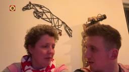 Vloggen op carnavalszondag, het was even slikken voor ze, maar Steffi en Roel maken er iets gezelligs van!