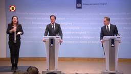 Het kabinet gaf donderdagavond opnieuw een persconferentie in verband met de coronacrisis.