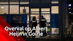 Overval bij Albert Heijn-supermarkt in Goirle