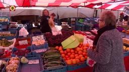 Onder strenge voorwaarden mag de weekmarkt ondanks de coronacrisis doorgaan