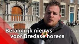 Gemeente Breda helpt horeca in coronacrisis met steunpakket.
