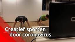 Sporten kan in Breda door het coronavirus voortaan online.