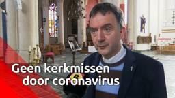 Kerksluiting valt zwaar bij vicaris Paul Verbeek: 'In tijden van nood wil je er juist zijn'