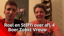 Steffi en Roel keken naar Boer Zoekt Vrouw en vonden er het nodige van