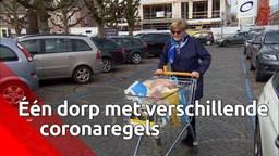 Het is niet de bedoeling dat Belgen massaal in Baarle-Nassau gaan winkelen