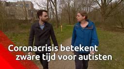 Coronacrisis betekent zware tijd voor autisten