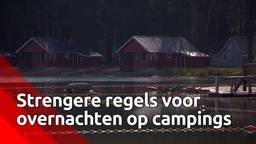 De coronamaatregelen voor campings worden strenger