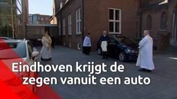 Eindhoven krijgt de zegen vanuit een auto