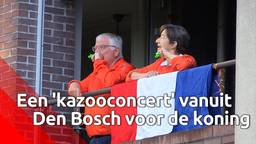 Een fluitjesconcert vanaf 150 Bossche balkons