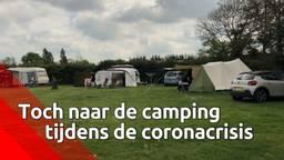 Op de camping tijdens de coronacrisis: 'Iets langer op elkaar wachten bij de afwas'