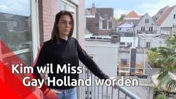 Nu Kim een vrouw is, wil ze maar één ding: Miss Gay Holland worden