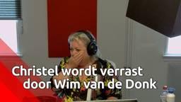 Christel de Laat verrast met commissarispenning door commissaris van de Koning